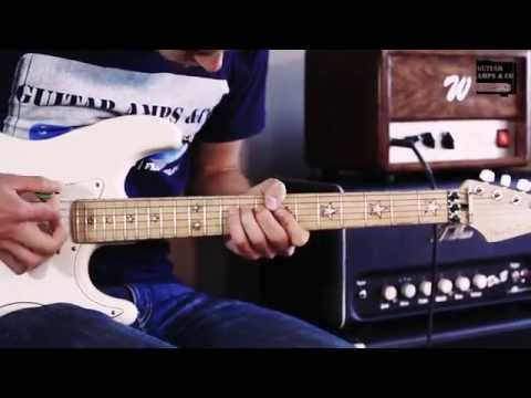Wood Drive 5W HW By Fxamps- Fender USA Richie Sambora Signature 93'