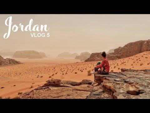 Wadi Rum Jeep Tour | Jordan Road Trip Vlog 05