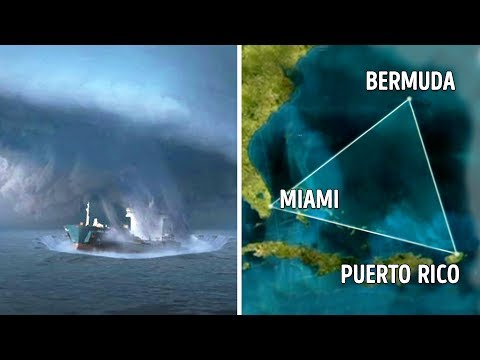 The Bermuda Triangle Mystery Has Been Solved