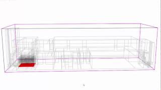 Результат расчёта по программе Фогард-НВ (полевая модель FDS)(, 2016-11-09T07:40:17.000Z)