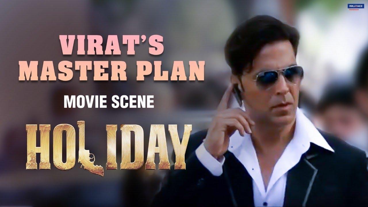 Download Virat's Master Plan | Holiday | Movie Scene | Akshay Kumar | A. R. Murugadoss