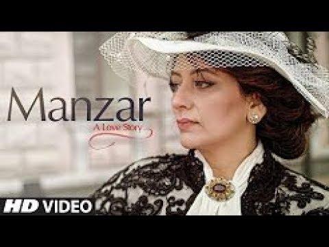 Manzar Song Video | Feat. Rajeev Kapur, Sweety Kapur | Rana Shaad)