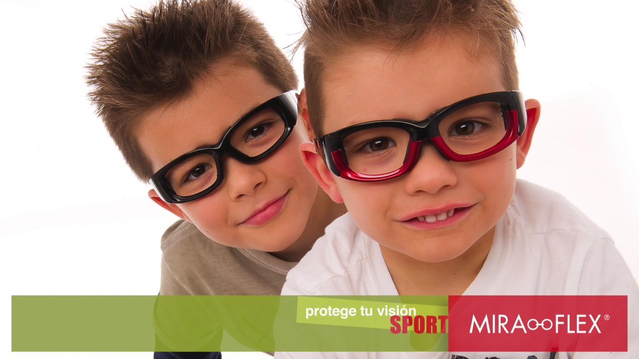 23ea2560eb Miraflex Sport Niños - YouTube