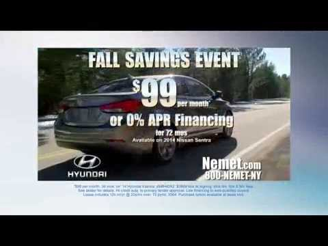 nemet hyundai kia nissan fall savings event youtube youtube