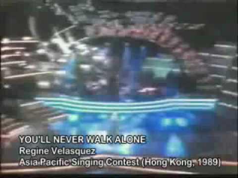 Regine Velasquez Wins Asia Pacific Song Festival (1989)