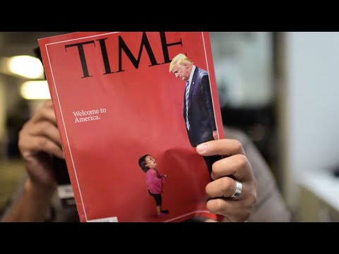 From Trump to Putin, here's who made Time's 2018 Person of the Year shortlist