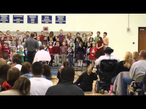 Eastern Hancock Elementary School Christmas 2013(1)