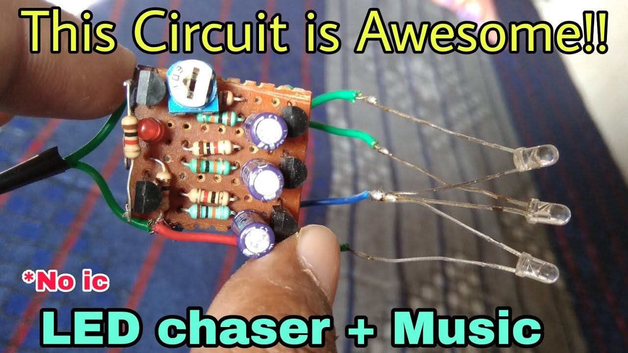 Led Chaser Without Ic Musical Um66 Music Circuit Circuitlab With A Capacitor Freecircuitlab Fclab