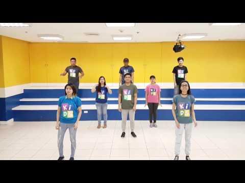 Kids Metro East - Dance In Freedom (New Praise Dance)
