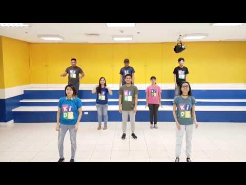 Kids Metro East - Dance In Freedom (New Praise Dance)