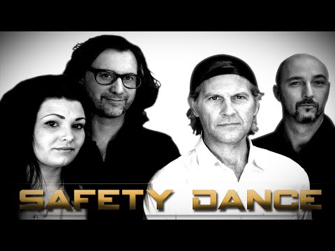 Keyson  Safety Dance Instrumental Remake Men Without Hats