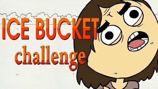 Lazy Writing 12 - Ice Bucket Challenge