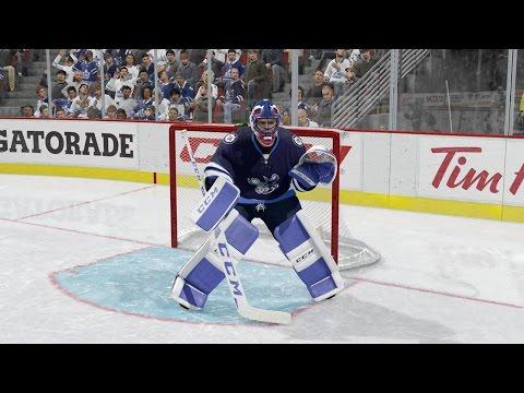 NHL 16 – Best EASHL Goalie Ever!