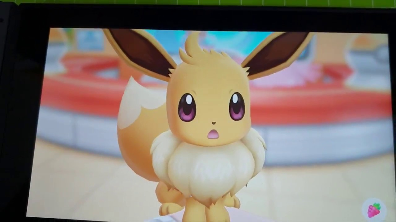 Hair Style Eevee: How To Change Hairstyles - YouTube