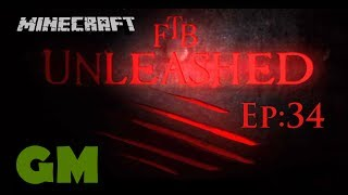FTB Unleashed Ep:34 Solar Time