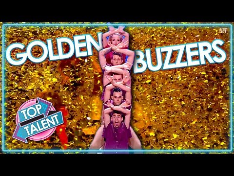 All GOLDEN BUZZER Auditions on Italy's Got Talent 2019 | Top Talent