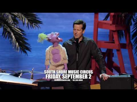 Jeff Dunham - Coming to the South Shore Music Circus!