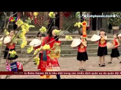 Bé Bảo An Ft. Nhật Minh - Hạt Gạo Làng Ta
