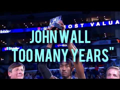 "Thumbnail: John Wall - ""Too Many Years"" Mixtape (Motivational)"