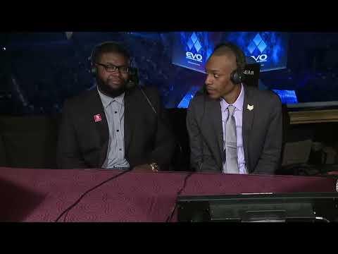 EVO 2017 - Super Smash Bros WiiU TIMESTAMP - Top 8 / Grand Finals
