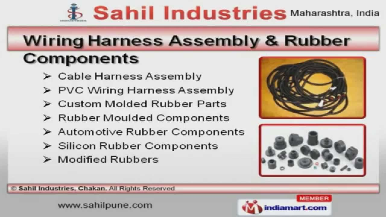 hight resolution of wiring assembly by sahil industries chakan pune