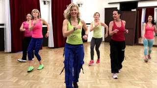 Lento Zumba, ZumbaGold choreography by Sylvia Barta - Punto Latino