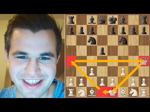 I Can Do This All Day | Magnus Carlsen's Improved Bong Cloud
