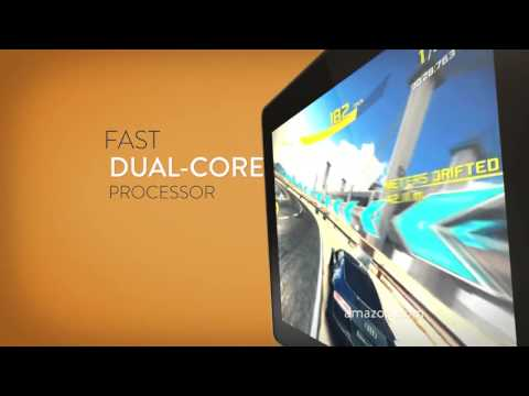 Amazon Kindle Fire HD Commercial