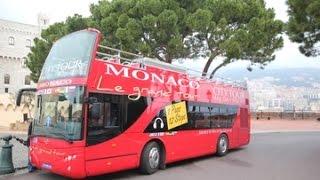 Open top bus tour of Monaco(, 2015-05-06T11:14:55.000Z)