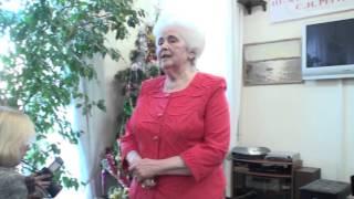 Жанна Мигаль «Рождественская фантазия», г. Одесса, 27 декабря 2015 г., 120 минут