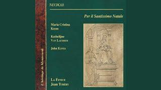 """Sonata 15 """"sopra lucis creator optime"""" (Extrait de Sonate concertate)"""