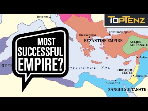 Top 10 Reasons the Byzantine Empire Was Among the Most Succe