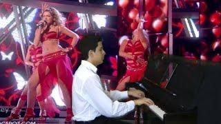 EROVİZYON ANA TEMA MÜZİĞİ Solo Piyano EUROVİSİON AVRUPA MÜZİK EURO VİZYON TELEVİZYON TRT YARIŞMA Tel