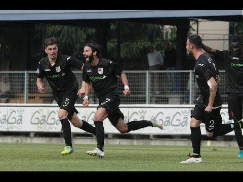 Pergolettese-Virtus Bergamo 1909 1-2, Semifinale playoff Girone B Serie D 2016/2017