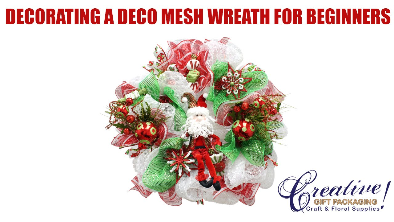 Deco Mesh - Magazine cover