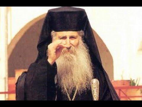 Elder Iakovos -  Holy Monastery of St. David Euboea Greece
