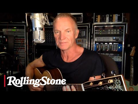 Sting Performs 'Message In A Bottle', 'Englishman In New York,' And 'Fragile' | In My Room
