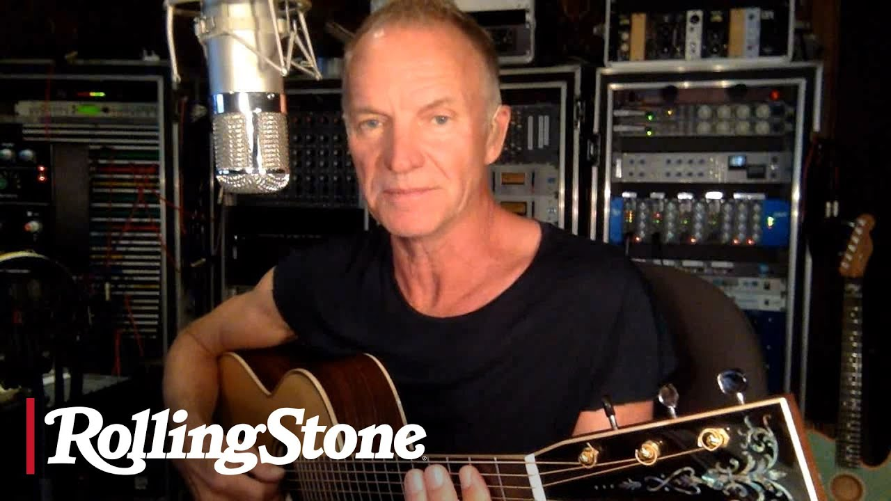 Sting Performs 'Message in 'Englishmen In New York,' and 'Fragile' | In My