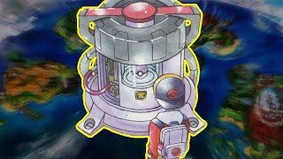 Time Machine Mechanics in Pokemon Sun and Moon???
