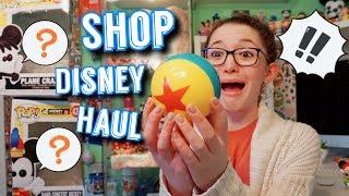 Shop Disney Haul! Mickey 90th Funko Pops, PIXAR BALL, and MORE!!!!
