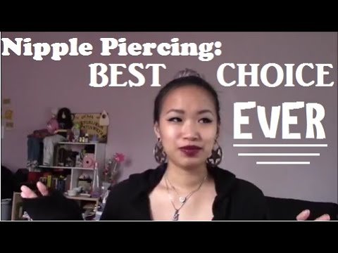 The BEST Thing About Piercing My Nipple!