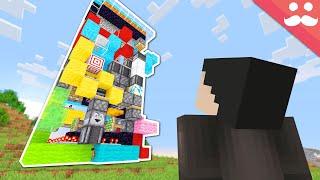 Minecraft machine that makes more machines