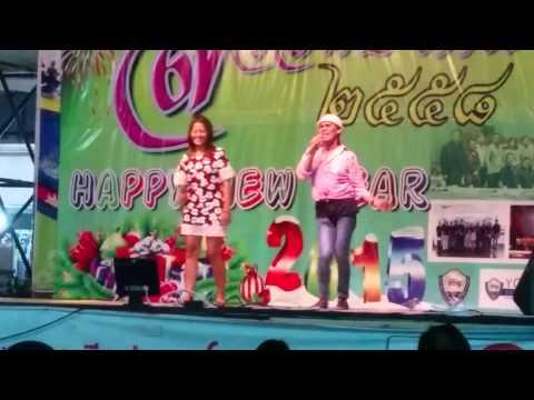 Krabi Town Karaoke fun time!