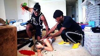 "I CRACKED A BOTTLE ON MY ""GIRLFRIENDS"" HEAD After this... PRANK GOT HEATED!"