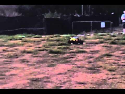 HSP 1/5 MONSTER TRUCK JUMPING 2