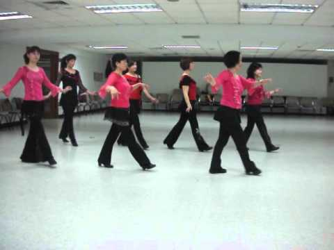 Wen Feng (By Jennifer Jou) - Line Dance