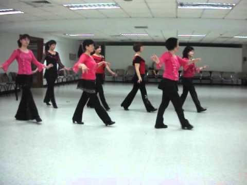 Wen Feng (By Jennifer Jou) - Line Dance