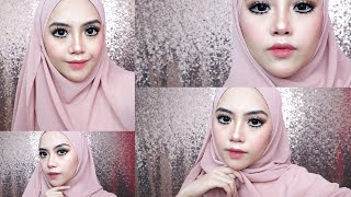 Video Doll Makeup Tutorial (Big Eye) - Shafira Eden download MP3, 3GP, MP4, WEBM, AVI, FLV Agustus 2018