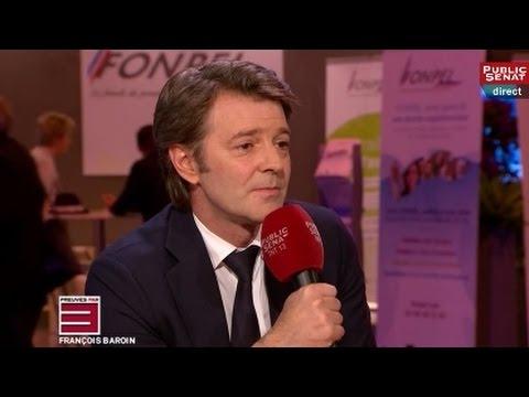 Invité : François Baroin - Preuves par 3 (31/05/2016)