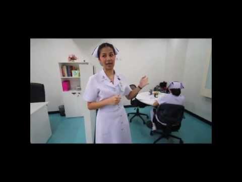 พยาบาลตำรวจ ร.ต.ท. หญิง เนติกาญจน์ เปาโสภา By Who i am Part 1/3